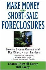 Make Money in Short-Sale Foreclosures: How to Bypass Owners and Buy Directly fro