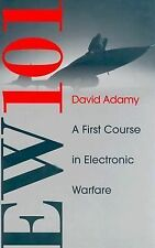 Radar Library: EW 101 : A First Course in Electronic Warfare (2001, Hardcover)
