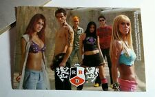 REBELDE RBD GROUP CAST BATHING SUITS SHIRTLESS STONE 2006 TV #11 STICKER