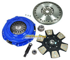 FX STAGE 3 CLUTCH KIT+8 BOLT FORGED RACE FLYWHEEL MUSTANG GT MACH1 COBRA SVT