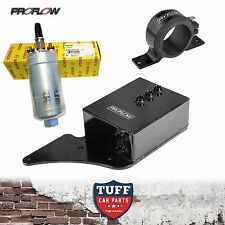 BA BF FG Ford Falcon XR6 Turbo Bosch 044 Pump & Proflow Black Fuel Surge Tank
