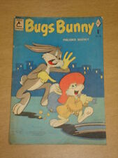 BUGS BUNNY NO 8 APRIL 1957 AUSTRALIAN COMIC