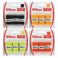 WILSON SOFT OVERGRIP FOR TENNIS OVERGRIPS , SOFT OVERGRIP FOR PADEL OR SQUASH