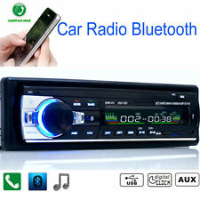 Bluetooth Auto Radio Stereo Lettore Testa Unità mp3/usb/sd/aux-in/fm IN-DASH digitale