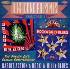 Vol.1-Rabbit Action & Rock-A-Bill von Ding Dong Presents,Various Artists (2010)
