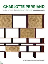 Charlotte Perriand, l'oeuvre complète Vol. 3 : 1956 - 1968