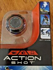 JAKKS Pacific ACTION SHOT DIGITAL VIDEO CAMERA Shoot & Share PHOTO LED INDICATOR