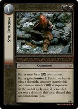 LoTR TCG Ages End Still Twitching FOIL 19P3
