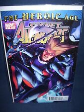 Secret Avengers #2 Marvel Comics NM with Bag and Board 2010 Heroic Age