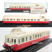 1/87 HO Scale L'autorail X-3800 SNCF PICASSO 1950 Diecast Model Train By Atlas