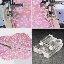 1Pc New Invisible Sewing Foot for Brother Janome Machine Zipper Zip Domestic