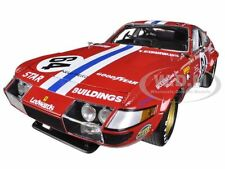 1977 FERRARI 365 GTB/4 DAYTONA #64 HIGH END VERSION 1/18 CAR BY KYOSHO 08165A