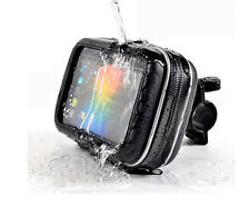 "Waterproof Bike Bicycle Motorcycle Case & Mount For 4.3"" GARMIN Nuvi TomTom GPS"