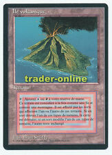 Vulkaninsel Volcanic Island Magic french limited black bordered beta Scan15J032