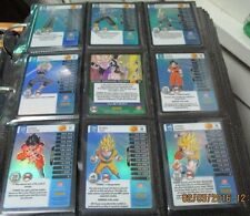 Dragonball Z DBZ TCG Panini Starter Deck Evolution Rainbow Set Full S1-S30 MP
