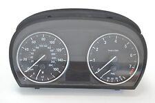 BMW 3 SERIES E90 320d 2006 RHD SPEEDO SPEEDOMETER INSTRUMENT CLUSTER 9187341