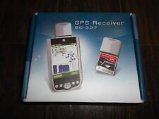 GlobalSat BC-337 SiRF Star III Compact Flash GPS Receiver ~ Brand New In Box!
