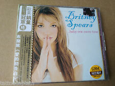 Britney Spears Baby One More Time China Only Edition New Genuine CD