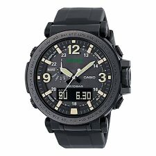Casio Men's Protrek Triple Sensor Solar Watch PRG600Y-1A