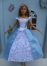 """Neue Barbie® Erika Kleidung """"Prinzessin & das Dorfmädchen"""""""