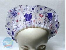 SANRIO Hello Kitty Shower Cap One Size Fits All Adult Long Hair Don't Wet