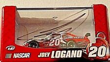 JOEY LOGANO 2009 1/87 #20 WINNERS CIRCLE HOME DEPOT AUTOGRAPHED TOYOTA CAMRY HTF