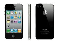 New in Box Apple iPhone 4S 64GB Black Factory Unlocked Smartphone