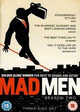 Mad Men : Complete Season 2 (3 DVD Set / John Hamm 2008)