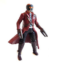 """Marvel Comics Guardians of the Galaxy Movie STAR LORD 5"""" action figure toy"""