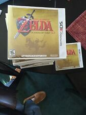 The Legend of Zelda: Ocarina of Time 3D (Nintendo 3DS, 2011)