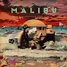 Anderson Paak - Malibu [New Vinyl] Explicit, Poster, Digital Download