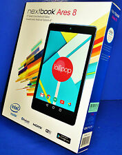 "BRAND NEW nextbook Ares 8 - 16GB, 8"" Quad-Core Android Tablet (NXA8QC1168) BLUE"
