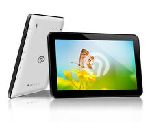 NINETEC Inspire 10 Zoll Tablet PC Android 4.4 WLAN Dual Kamera Bluetooth 1GB RAM
