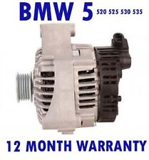 BMW 5 E60 D XD DRIVE TOURING E61 SALOON ESTATE 2003 2005 - 2015 RMFD ALTERNATOR
