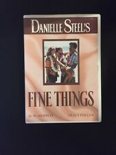 DANIELLE STEEL'S FINE THINGS DVD TRACY POLLAN
