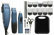 Wahl Clipper pelo Red Completo Conjunto de Regalo Kit de Máquina de Corte De Pelo Barba Trimmer