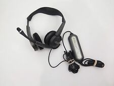 Plantronics DSP-500 Noise Cancelling USB Stereo Computer Gaming Headset with Mic