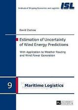 Estimation of Uncertainty of Wind Energy Predictions: With Application to...