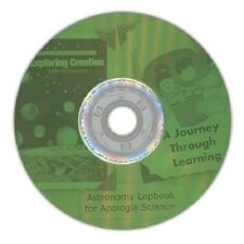Apologia Exploring Creation with Astronomy Lapbook CD