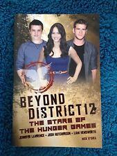 MICK O'SHEA. BEYOND DISTRICT 12. THE HUNGER GAMES. 978085965876