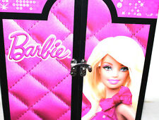 Barbie Makeup Vanity  Case 68 Pieces