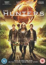 THE HUNTERS - Robbie Amell, Alexa Vega, Michelle Forbes, Victor Garber (DVD2014)