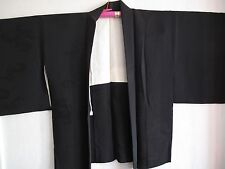 Authentic Japanese Black Haori