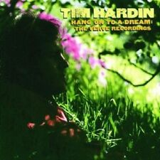 TIM HARDIN - HANG ON TO A DREAM  2 CD  47 TRACKS INTERNATIONAL POP  NEU