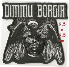 DIMMU BORGIR  - ANGEL patch - FREE SHIPPING