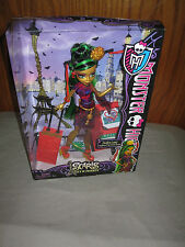 New In Box! Monster High Doll Scaris Jinafire Long ~ Chinese Dragon 2012 COOL!