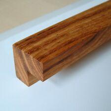 Griffe Eiche Silk touch Exklusive NUR Geölt Massivholz 128 mm Möbelgriff NEU