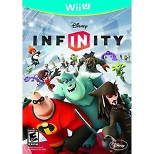 Wii U Disney Infinity 1.0 3 Kids Game Only No Base or Figures