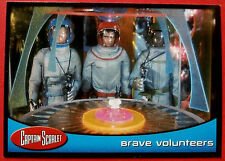 El capitán escarlata-tarjeta #53 - tarjetas-valientes voluntarios Inc. 2001