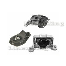 For 2006-2013 Mazda 5 G127 Trans Engine Motor Mount Set Front Right Rear & Trans